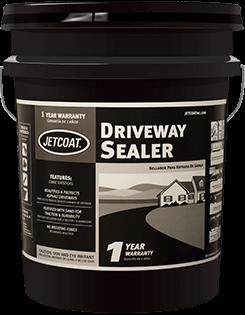 JETCOAT 1-Year Driveway Sealer