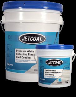 Cool King – 10 Year Premium White Reflective Elastomeric Roof Coating