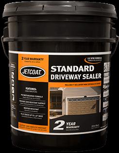 JETCOAT 2-Year Standard Driveway Sealer