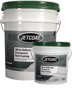 Cool King – 5-Year White Reflective Roof Coating