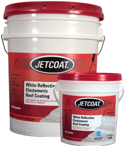 Cool King – 7-Year White Reflective Elastomeric Roof Coating