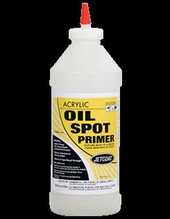 JETCOAT Acrylic Oil Spot Primer