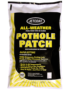 JETCOAT All-Weather Pothole Patch