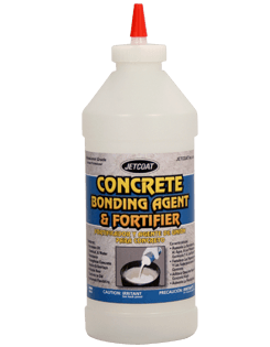JETCOAT Concrete Bonding Agent and Fortifier