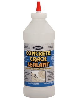 JETCOAT Concrete Crack Sealant
