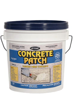 JETCOAT Concrete Patch