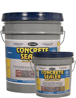 JETCOAT Concrete Sealer