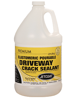 JETCOAT Premium Elastomeric Pourable Driveway Crack Sealant