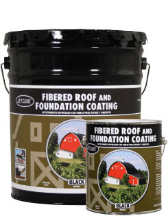 Farm Pride – Fibered Roof and Foundation Coating