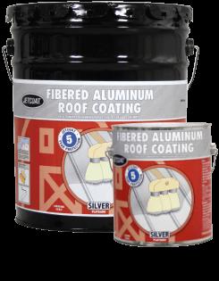 Farm Pride – 5-Year Fibered Aluminum Roof Coating