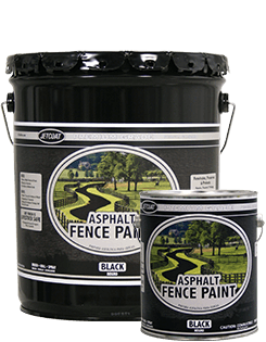 Farm Pride – Asphalt Fence Paint