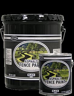 Farm Pride – Asphalt Fence Paint