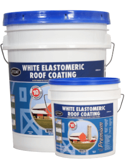 Farm Pride – 10-Year Premium White Elastomeric Roof Coating