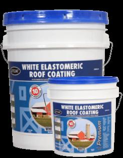 Farm Pride – 10-Year Premium White Elastomeric Roof Coating