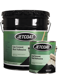 JETCOAT Lap Cement Roof Adhesive