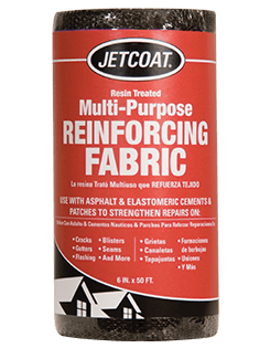 JETCOAT Resin Treated Multi-Purpose Reinforcing Fabric