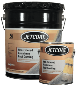 Cool King – Non-Fibered Aluminum Roof Coating