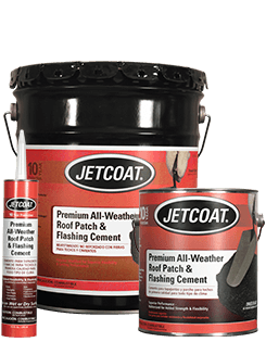Premium All-Weather Roof Patch & Flashing Cement