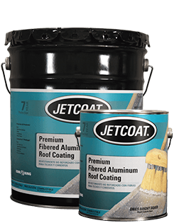 Cool King – 7-Year Premium Fibered Aluminum Roof Coating
