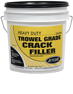 JETCOAT Heavy-Duty Trowel Grade Crack Filler